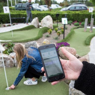 Golf & Fun Park Minigolf